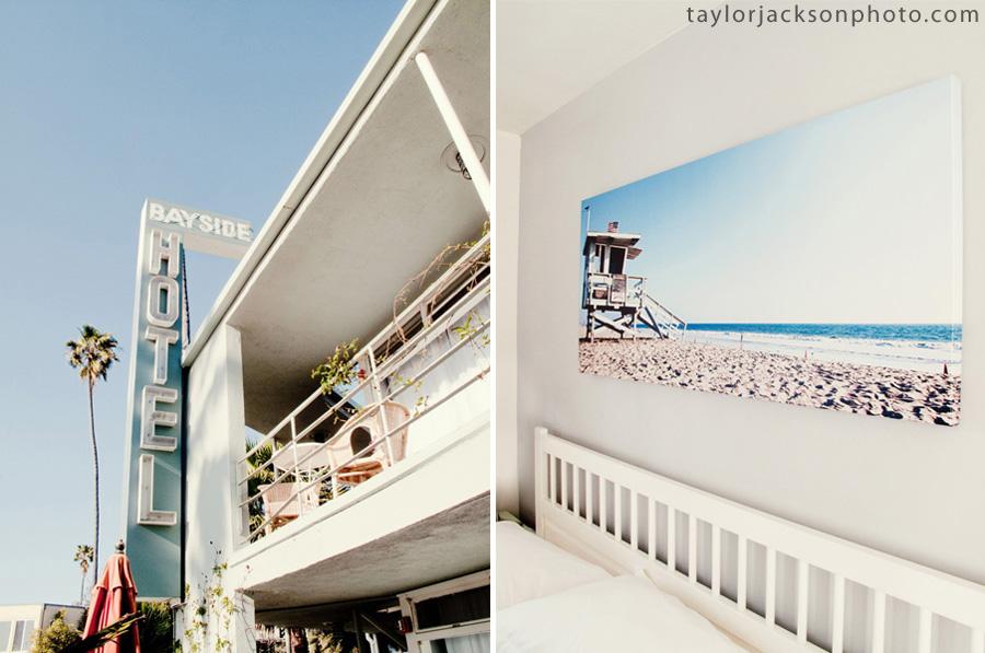 Bayside Hotel Santa Monica California