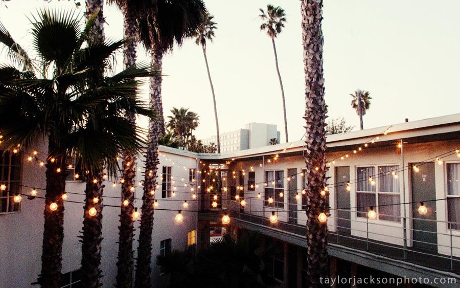 Canon G10 - Bayside Hotel Santa Monica