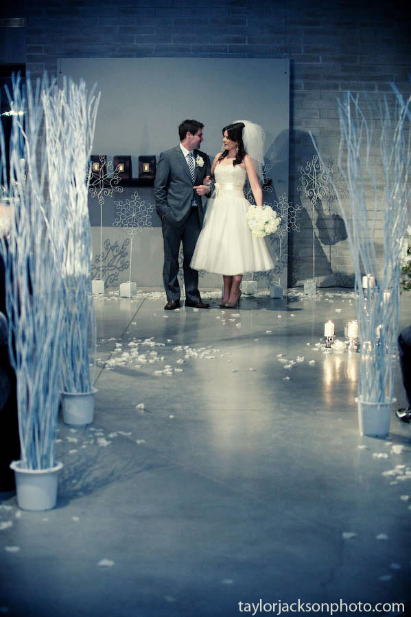 Winter Wonderland wedding> 			<span class=