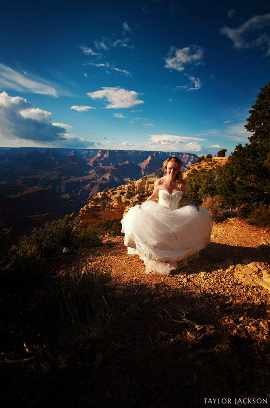 wedding photography grand canyon arizona