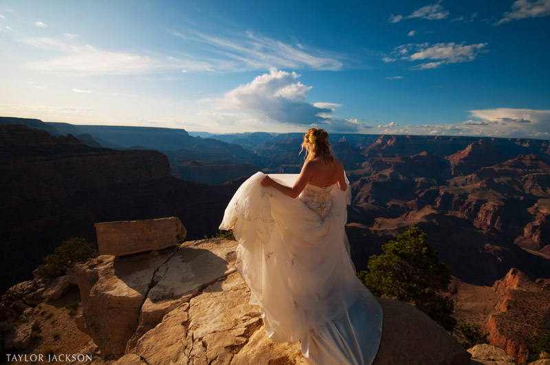 wedding photography grand canyon arizona