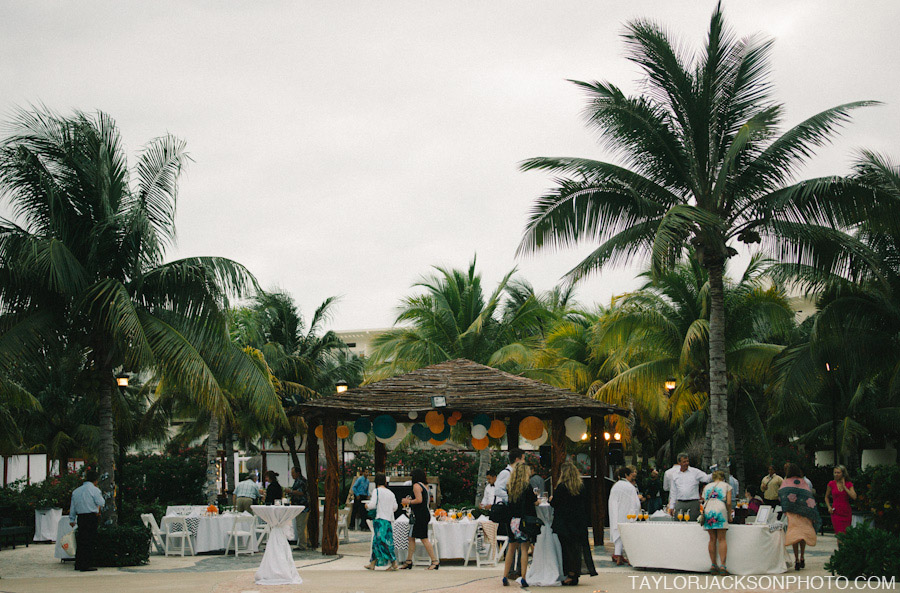 Azul Sensatori Destination Wedding