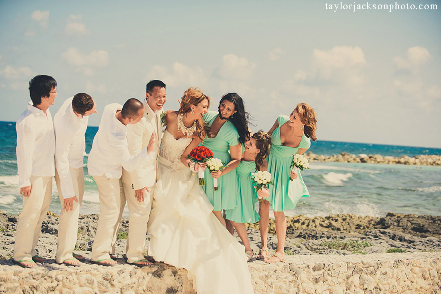 bahia principe wedding