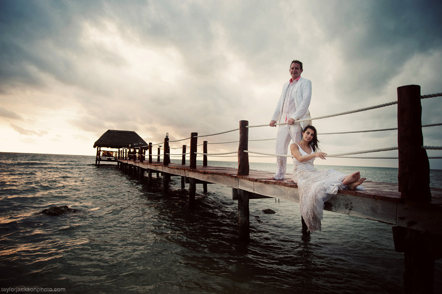 Mexico Destination Trash The Dress