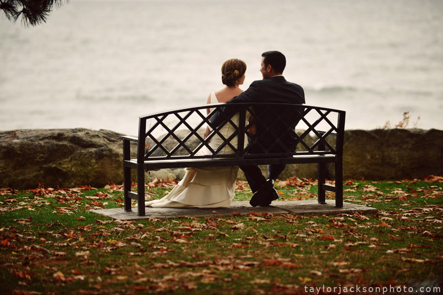 Best park for wedding photos in Mississauga