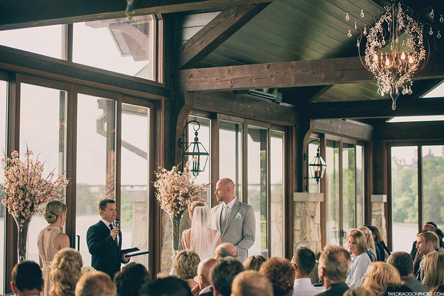 Beautiful Cambridge Mill Wedding