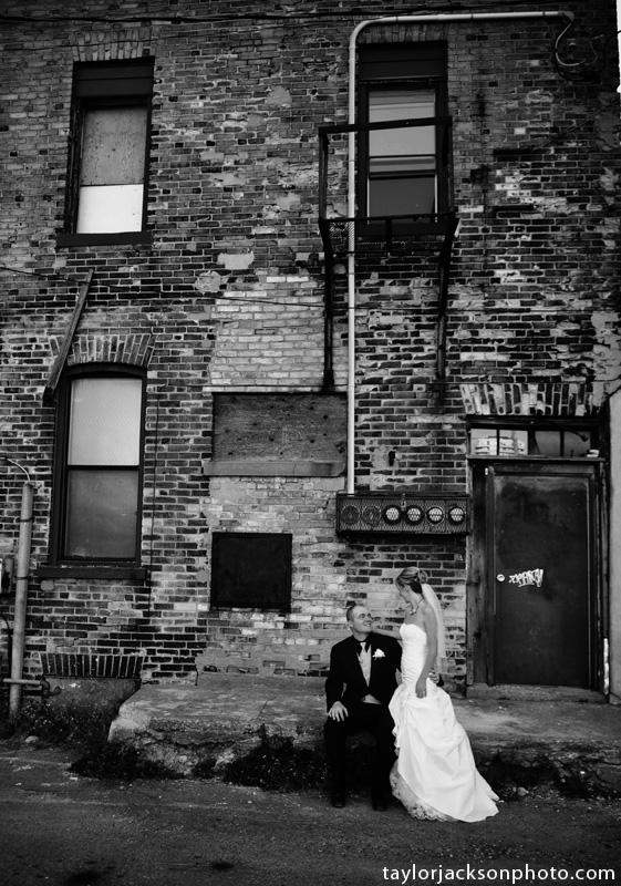 Uptown Waterloo Wedding Photographs