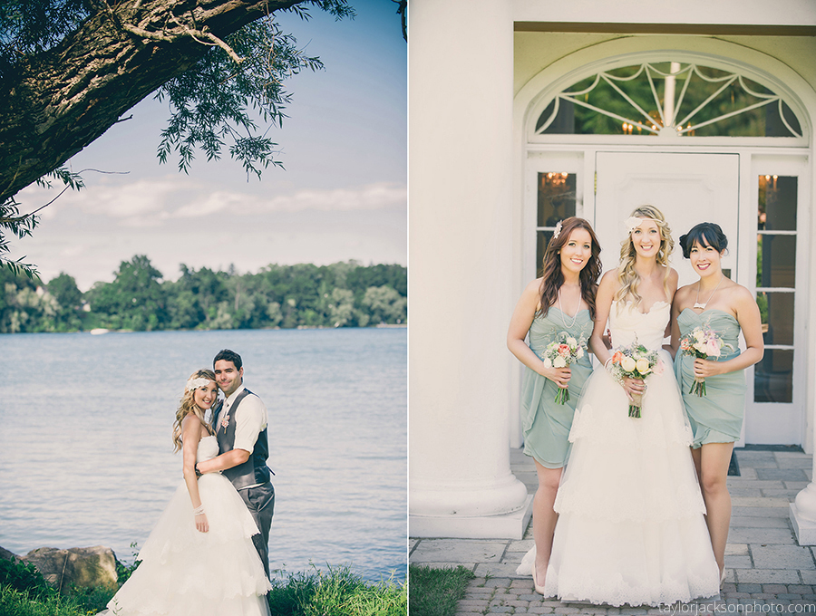 Riverbend Inn Wedding