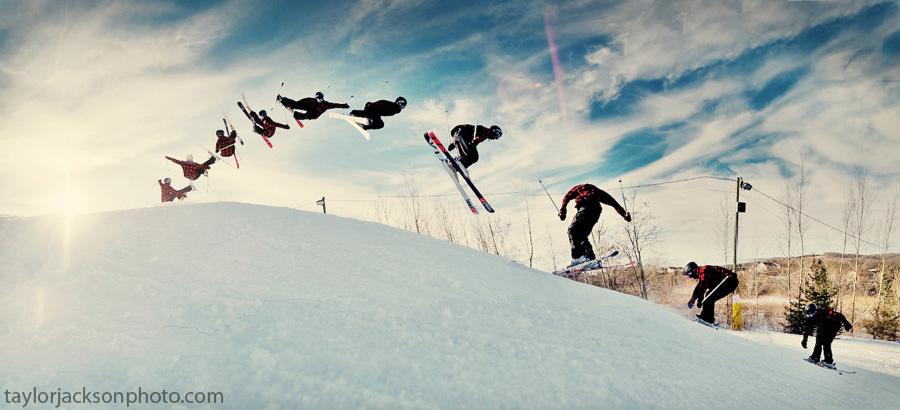Chicopee Ski Club Boardpark Kitchener Snowboarding