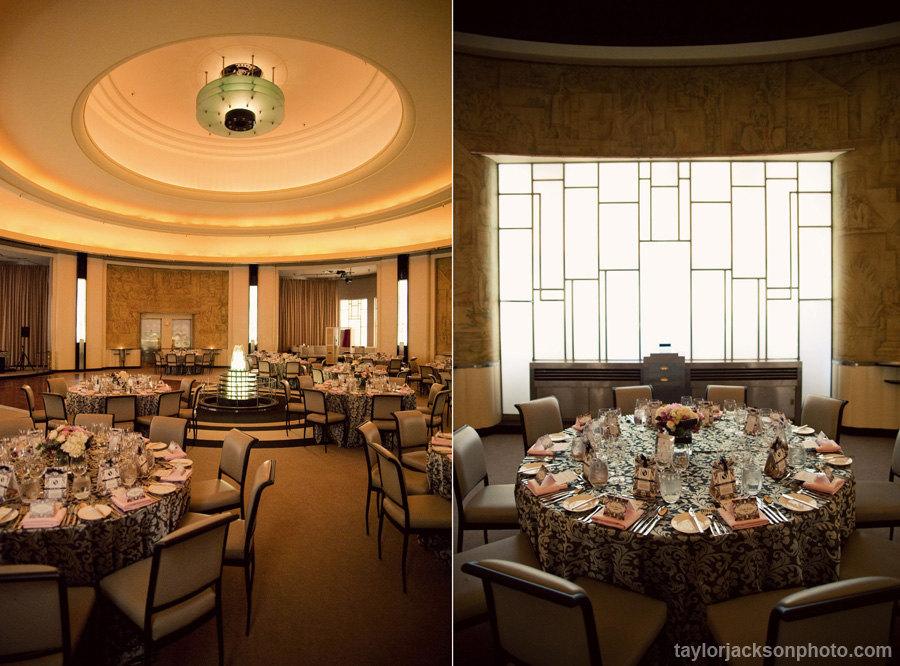 The Carlu Wedding Decor