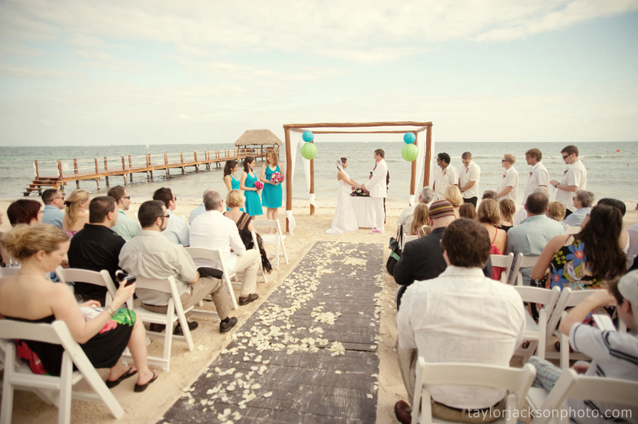 Wedding in Playa Del Carman